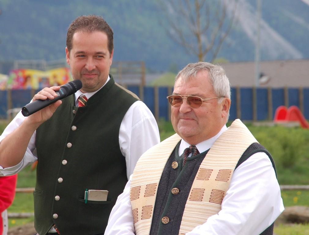 Heinz m. Pfarrer aus Irdning