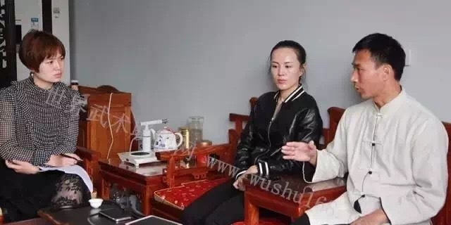 World Martial Arts Union interview with Chen Bing