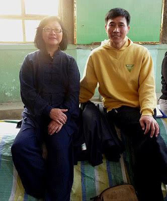 Davidine Sim & Chen Bing