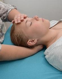 Cranio kann dir helfen dich wohler zu fühlen!