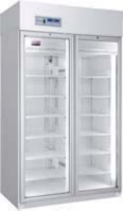 armoire pharmaceutique refrigérées