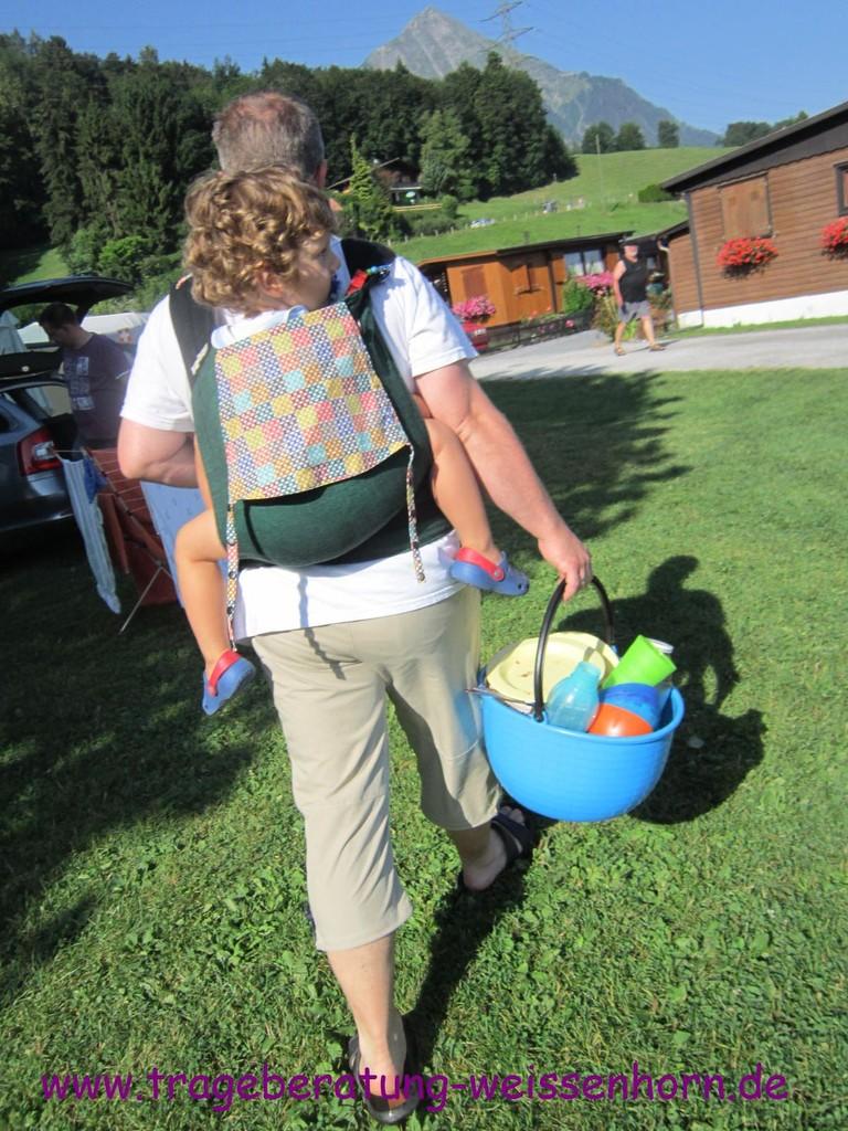 Leben auf dem Campingplatz (frl.Hübsch toddlersize)