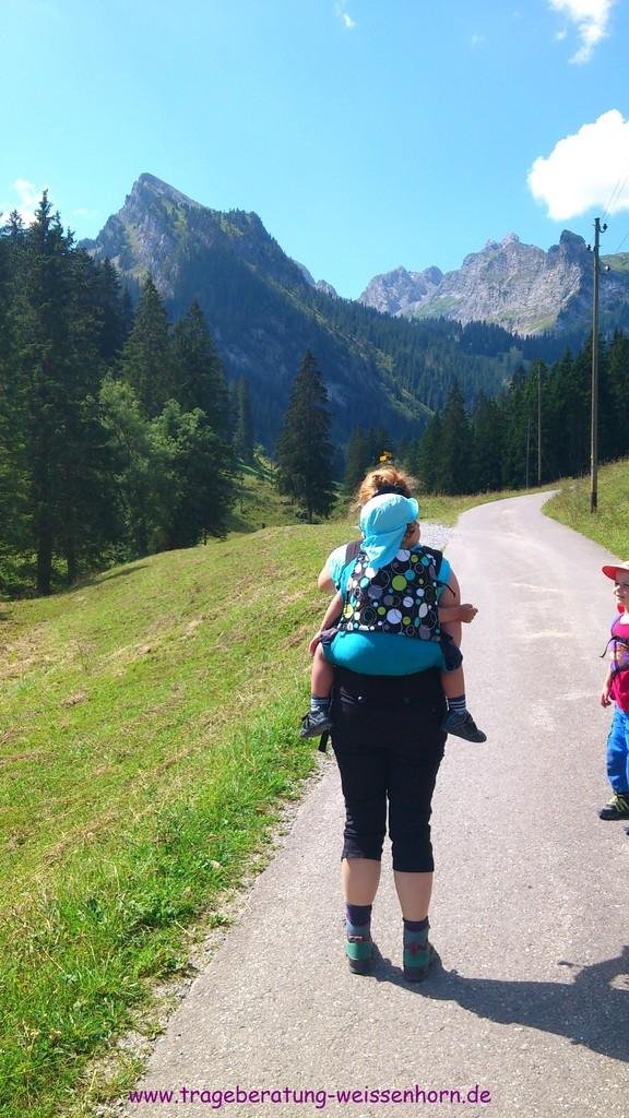 Grimmimutz Familienwanderweg (Buzzidil XL)