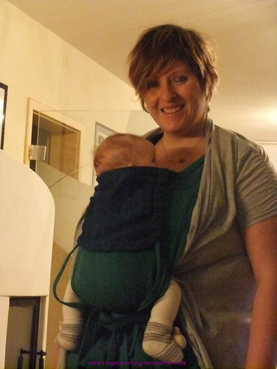 Mit 8 Wochen im mysol - einfach kuschelig!