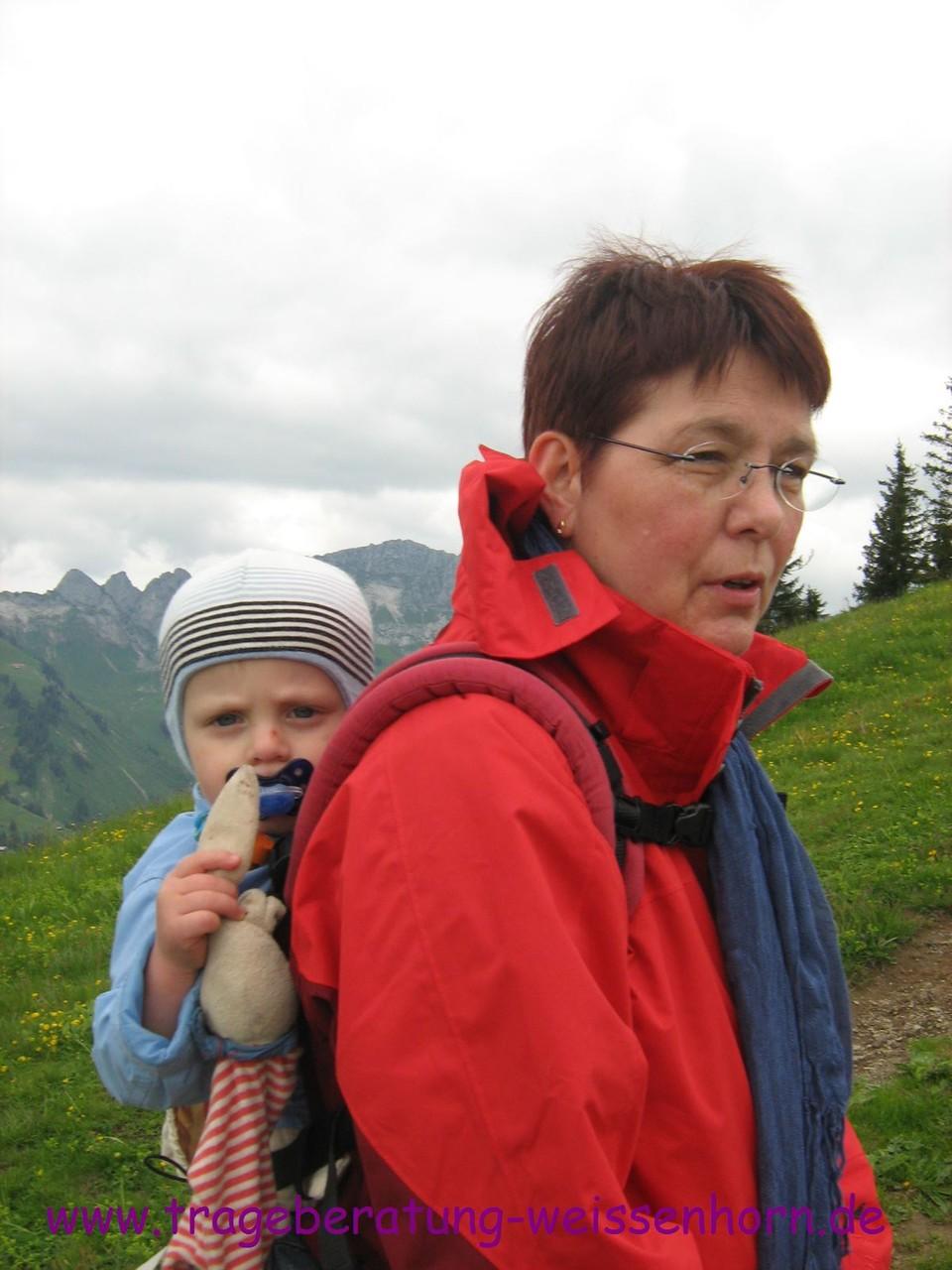 Mit Oma in den Bergen (2009)