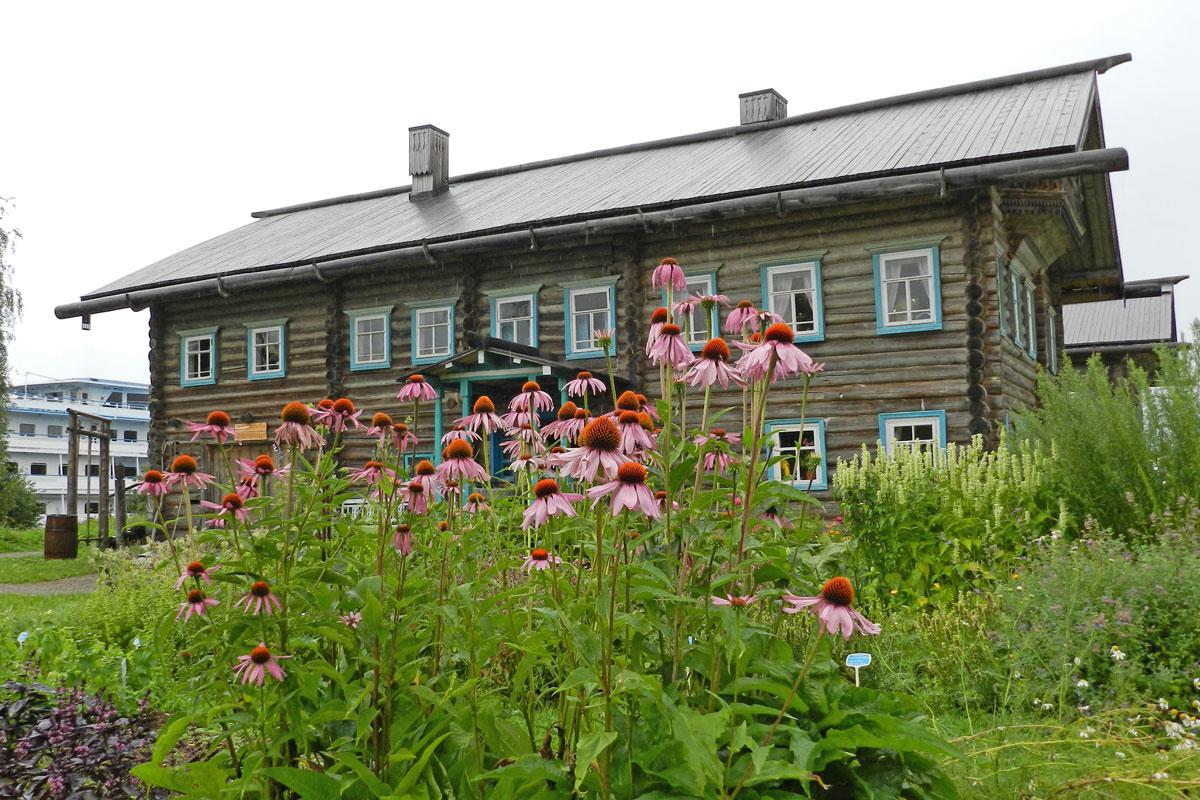 Faszinierend Russisches Holzhaus Galerie Von