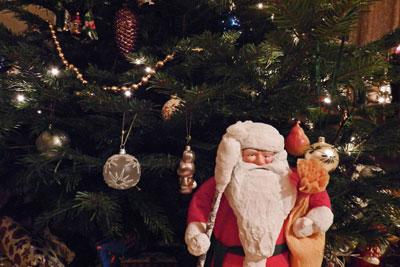 Weihnachtsbaum Väterchen Frost