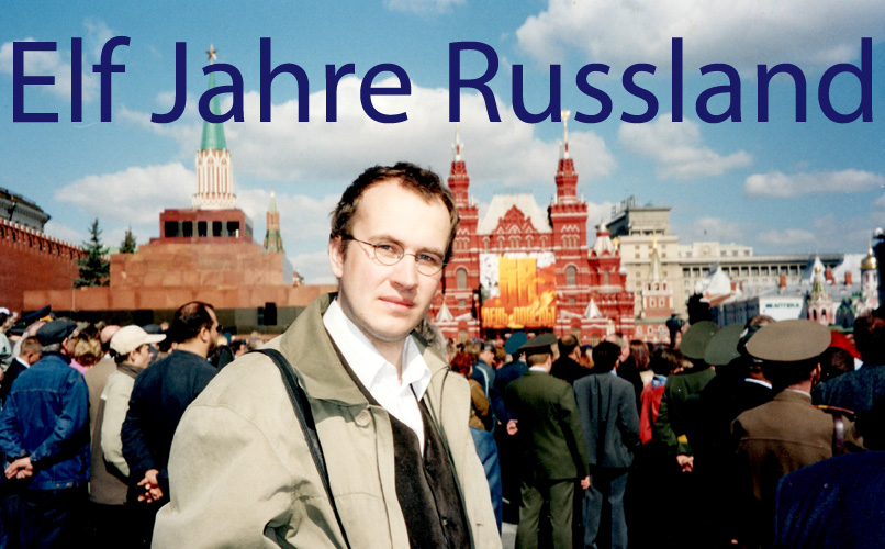 Karsten Packeiser Russland Moskau
