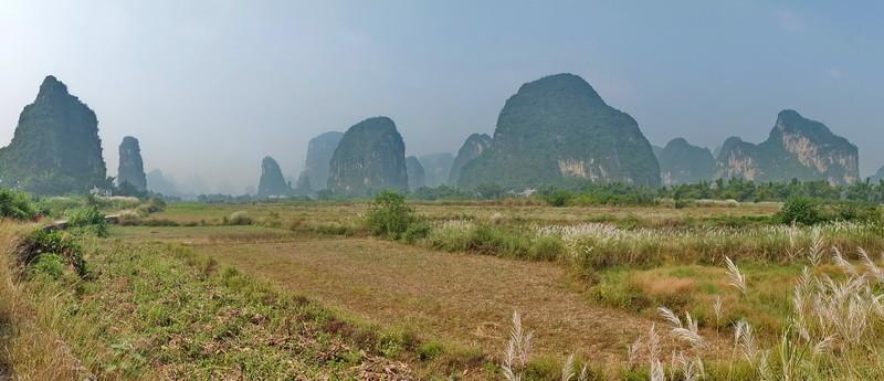 Het karst landschap
