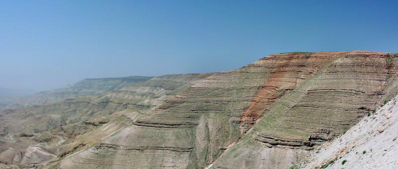 De Wadi Mujib