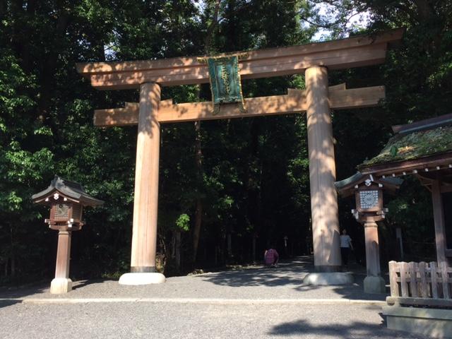 次に訪問したのが、Power Spotの大神神社(三輪大社)です。