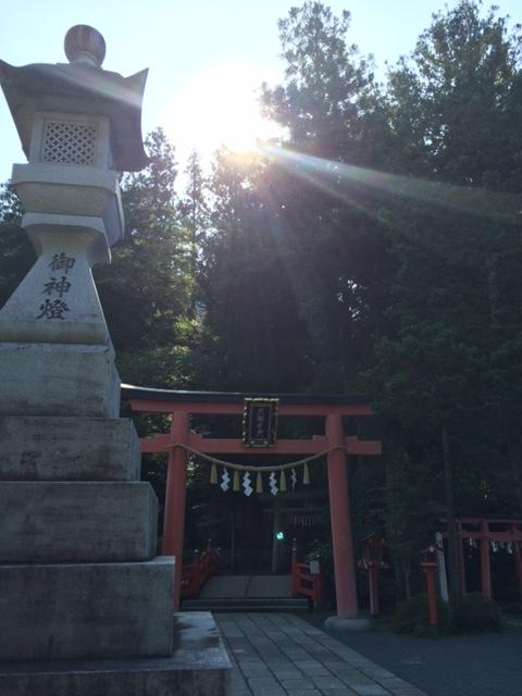 奈良の1大パワースポットである天川弁財天に行ってきました!
