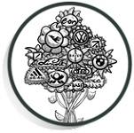 ETF Blumenstrauß
