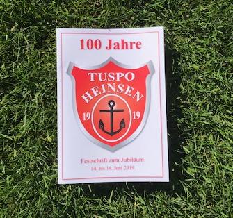 Jubiläums Festschrift Tuspo-Heinsen
