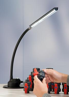 LED Flexarm gelenkarm Leuchten Led2Work