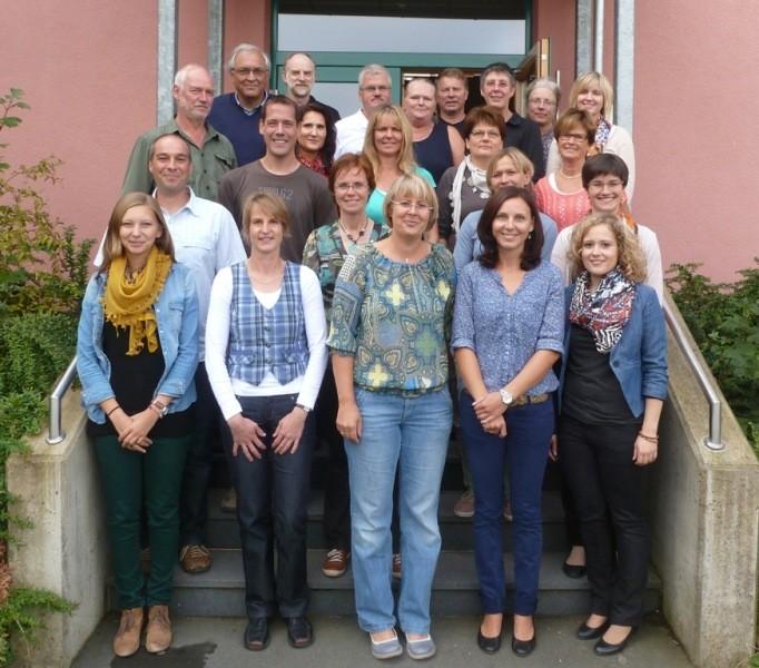 Lehrerkollegium 2012 / 2013