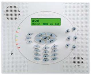 Telekon AON Alarm Service Wartung A1