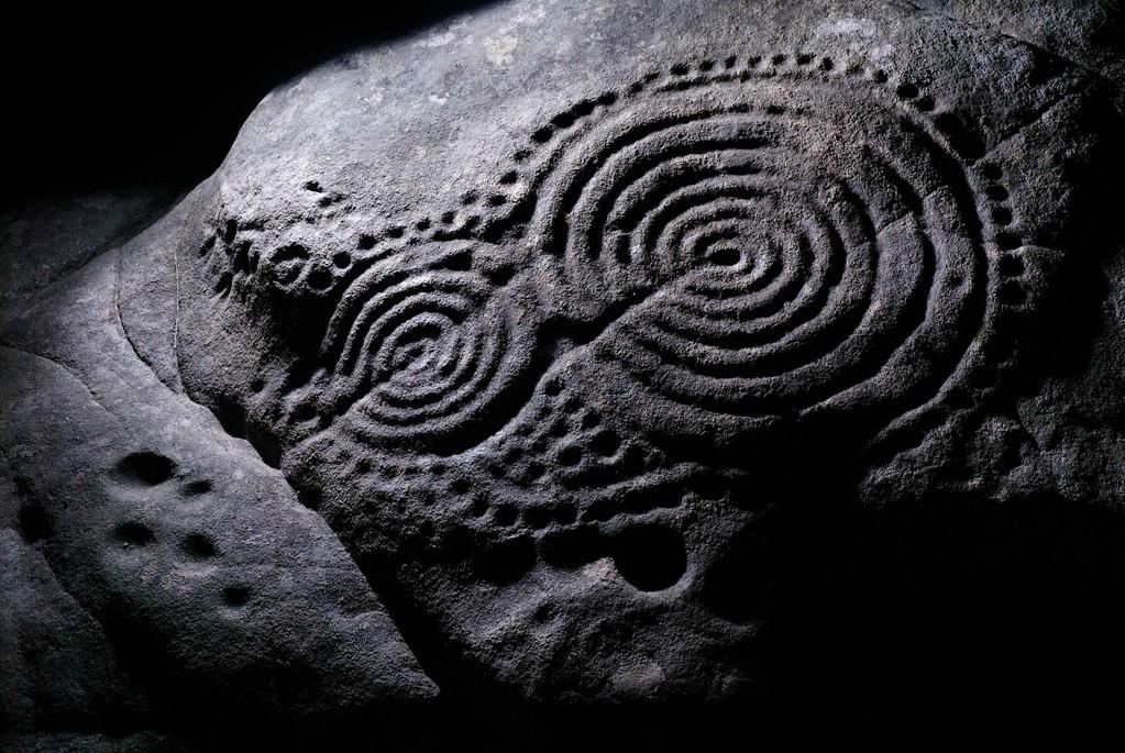 Petroglifo de Laxe das Rodas