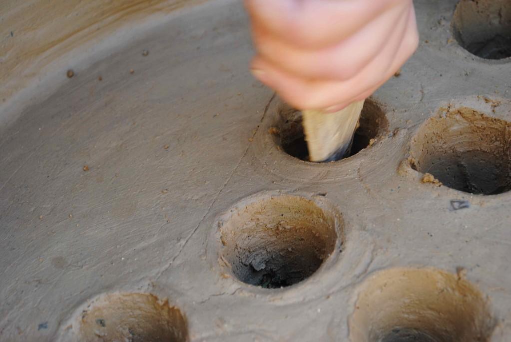 Elaboración de un Horno Castromao