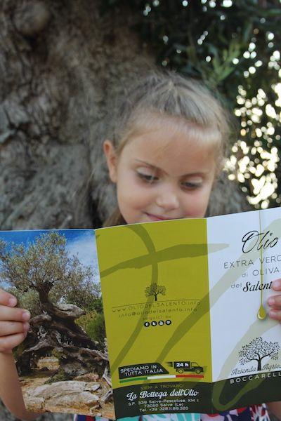 Acquisto olio extravergine di oliva bio