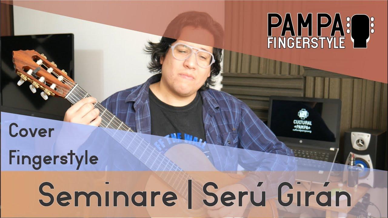 Seminare (Serú Girán) | Guitarra Cover