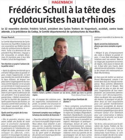 L'Alsace du 27 mars 2017