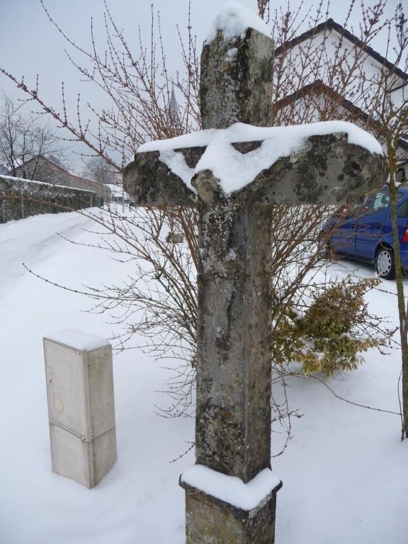 Crucifix rue des Vosges (2010)