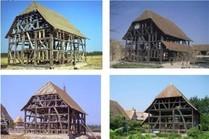 Une maison de Hagenbach à l'Ecomusée