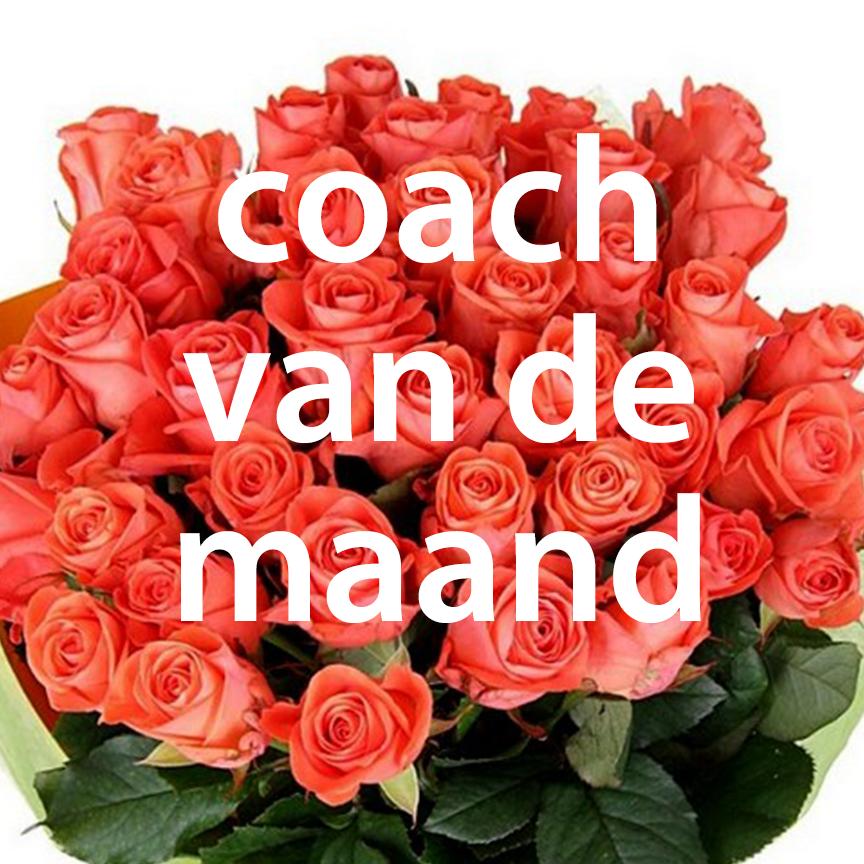 Coach van de maand