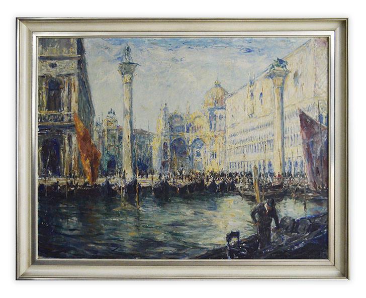Otto Pippel (1868 - 1970) Limit: 2.500 € | Zuschlag: 9.000 €