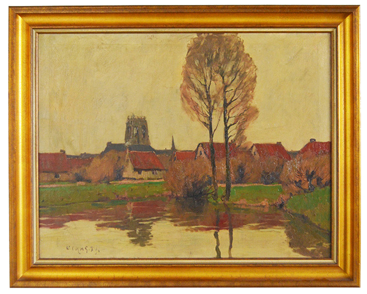Willy Lucas (1884–1918) Limit: 1.500 € | Zuschlag: 3.800 €
