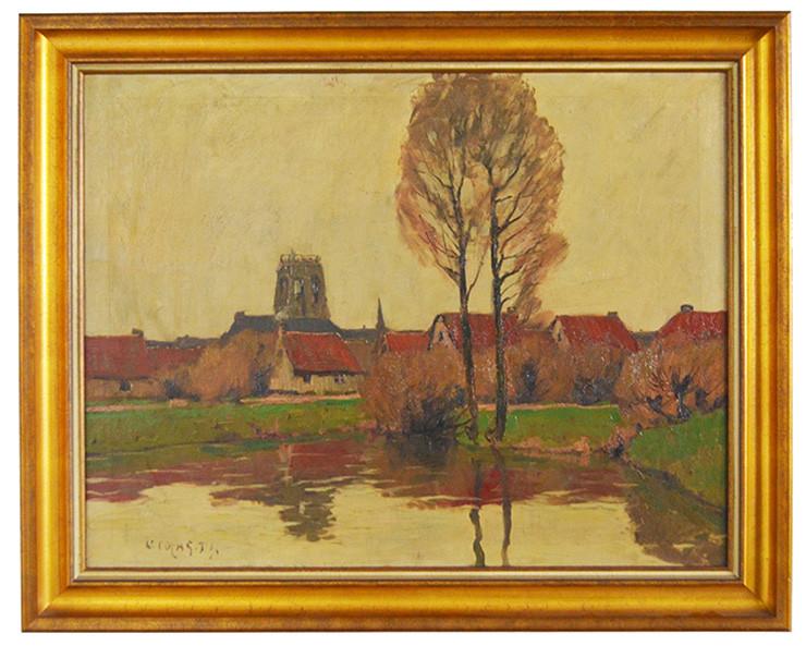 Willy Lucas (1884–1918) Limit: 1.500 € | Zuschlag: 3.800 €