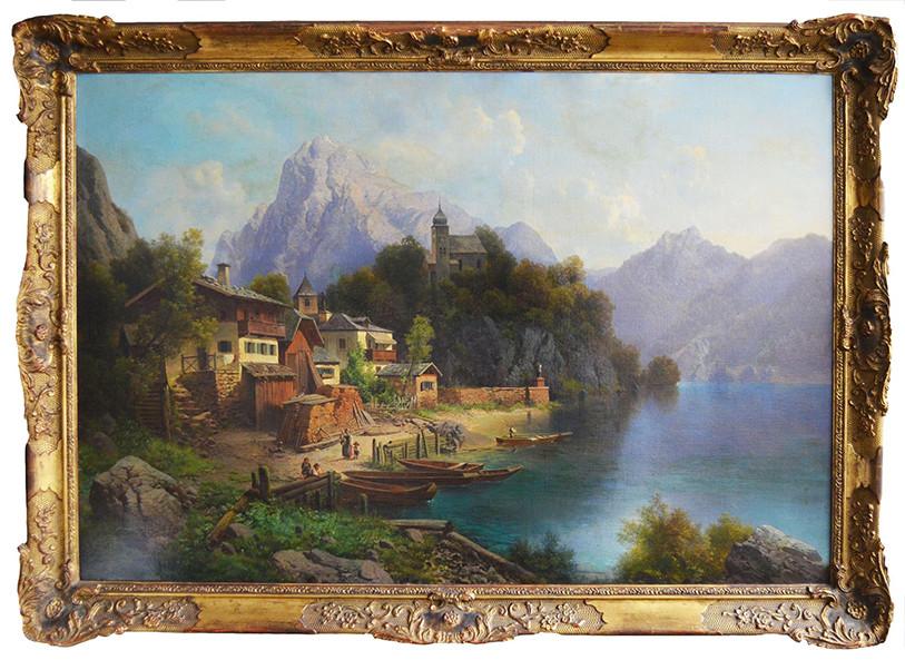Carl Millner (1812 - 1874) Limit: 4.500 € | Zuschlag: 15.000 €