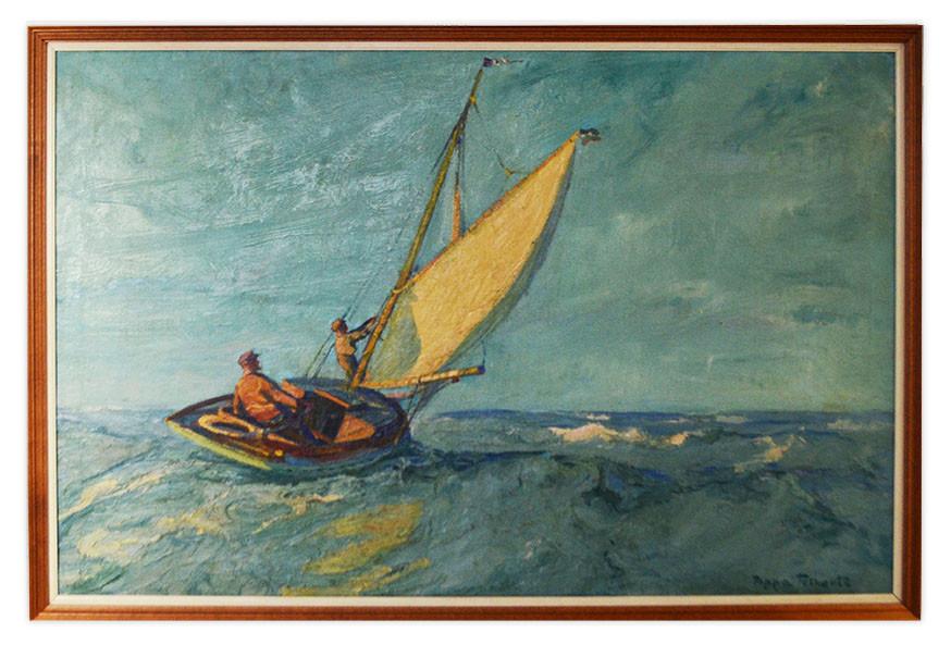 Poppe Folkerts (1875 - 1949) Limit: 2.600 € | Zuschlag: 8.750 €