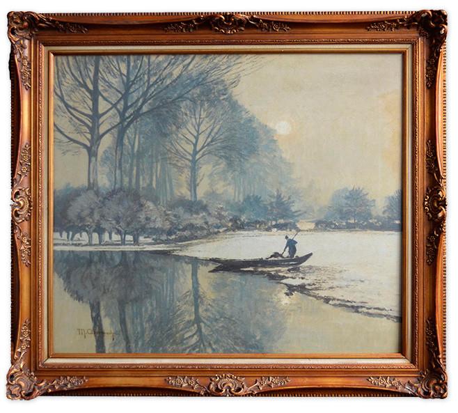 Max Clarenbach (1880 - 1952) Limit: 9.500 € | Zuschlag: 11.850 €