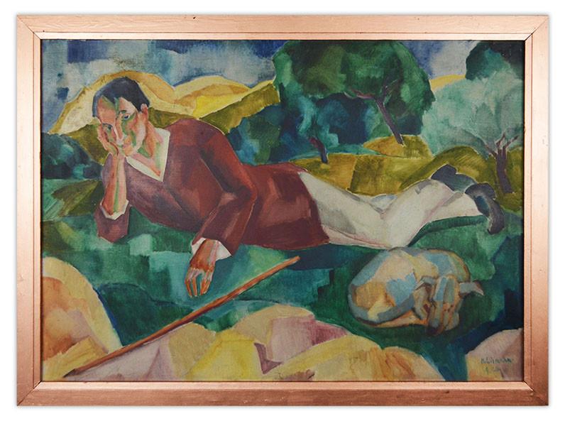 Hermann Lismann (1878 - 1943) Limit: 1.300 €| Zuschlag: 4.500 €