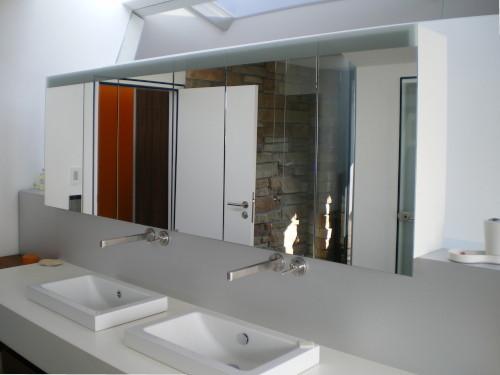Waschtisch Spiegelschrank Schreiner