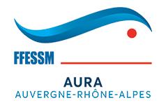 Logo comité AURA FFESSM