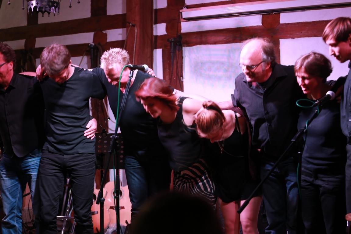 Poetess' Play und Band (© Stefan Höntzsch)