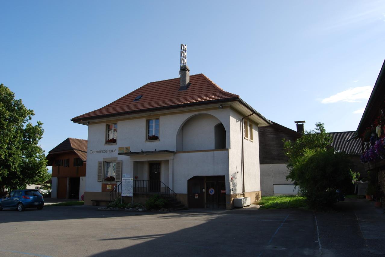 Gemeindehaus Wileroltigen