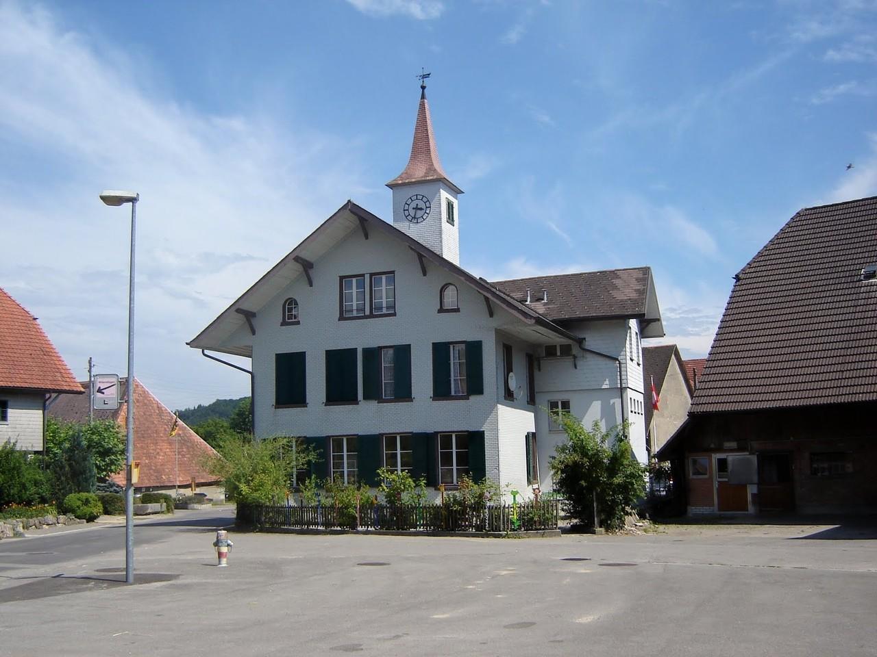 Schulhaus Wileroltigen