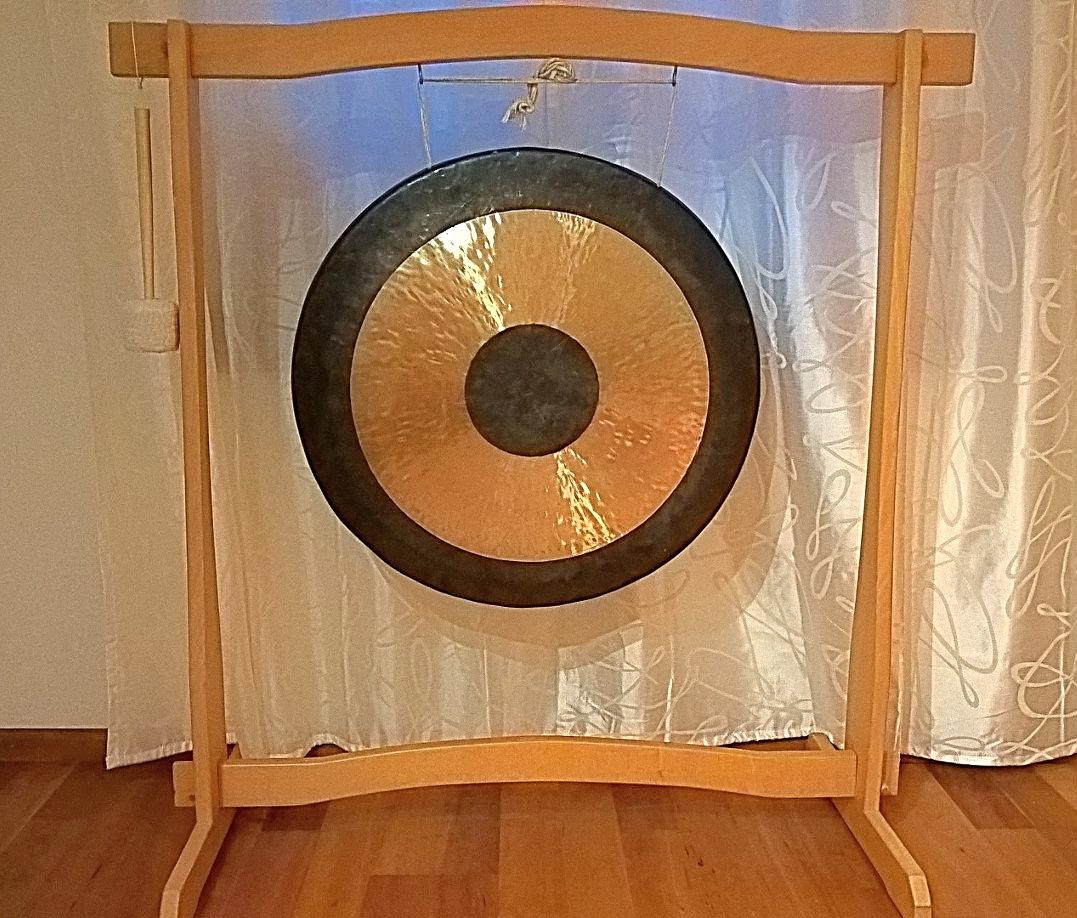 TamTam Gong, tiefer voller Klang mit vielen Tönen