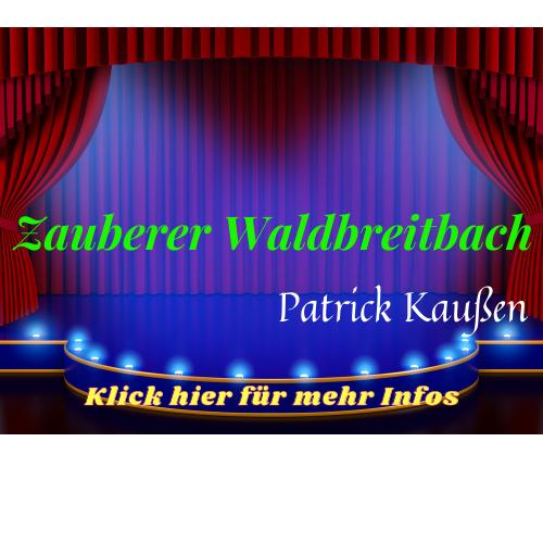 Zauberer Patrick Kaußen Waldbreitbach Idee Feier Betriebsfeier Firmenfeier Veranstaltung