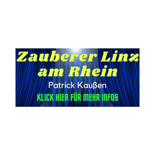 Zauberer-Linz am Rhein-Patrick-Kaussen