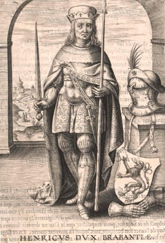 Duc Henri Ier DE BRABANT, European Collections, Austrian National Library, #4917296