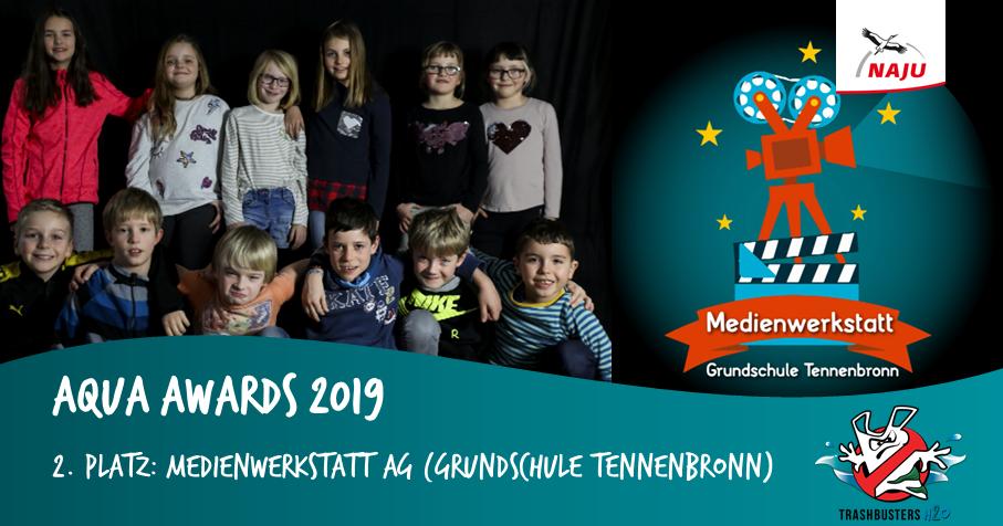 Medienwerkstatt AG der Grundschule Tennenbronn