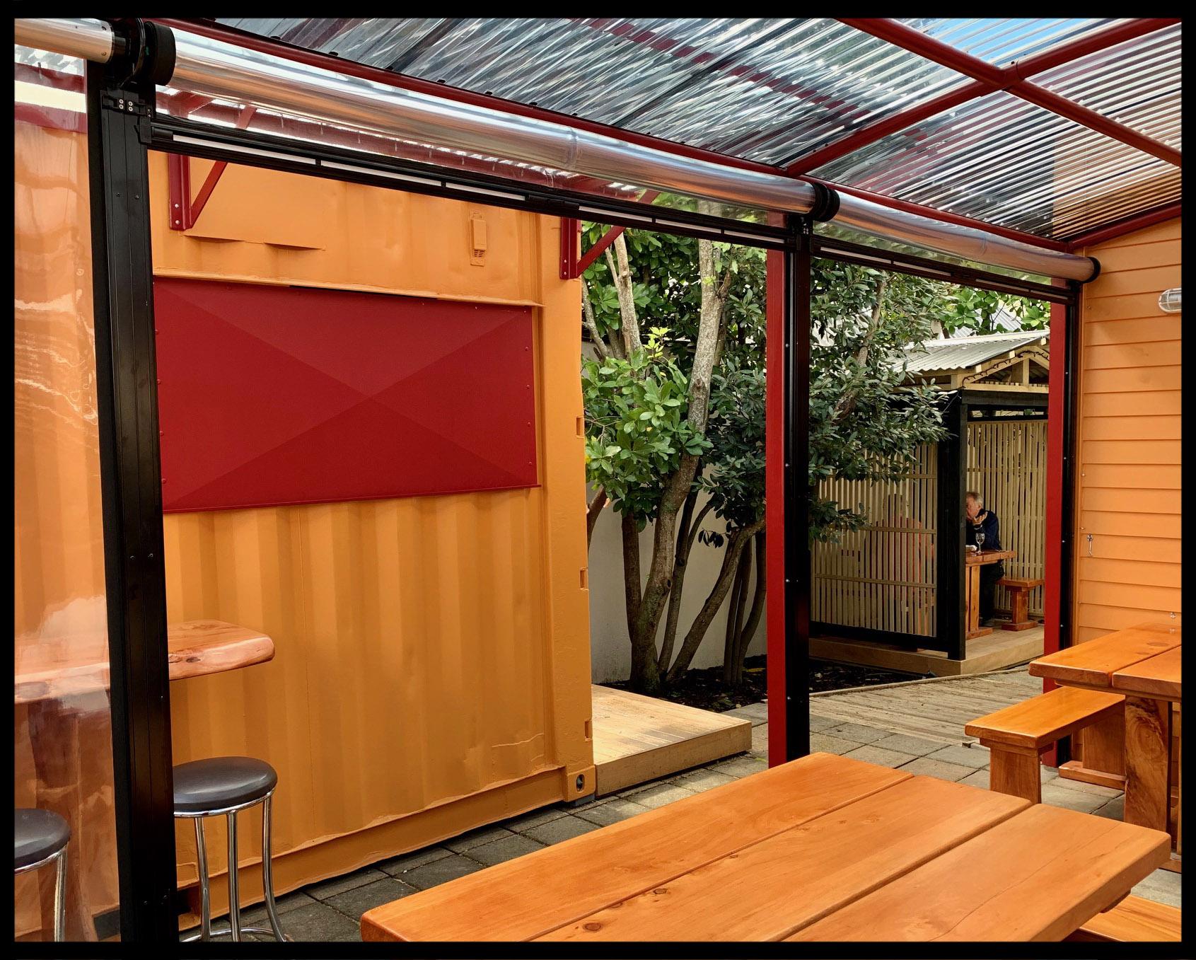 Clear Ziptraks, The Indian Cafe, Nelson