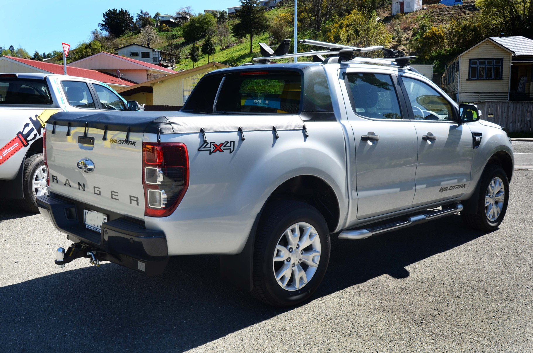 Ford Ranger Ute Tonneau