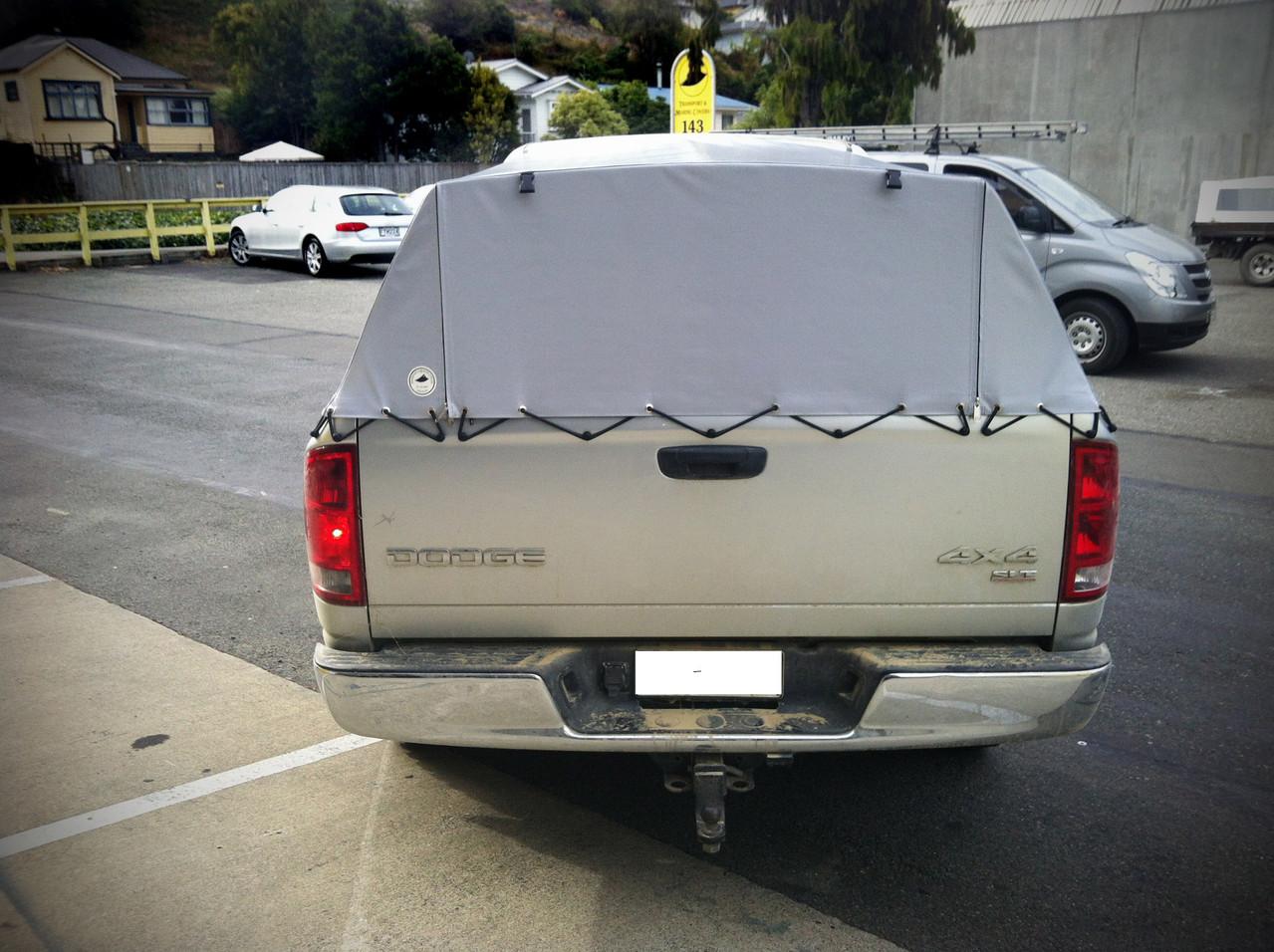 Dodge Ute Canopy