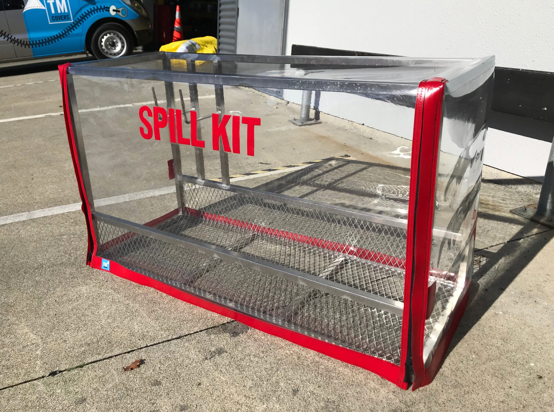 Spill Kit Cover